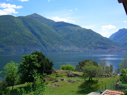 Bilder von Lago di Como Casa vacanza Alessia_Rezzonico_26_Panorama