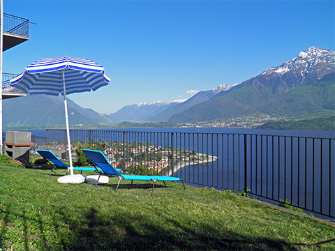 Bilder von Lac de Côme Appartement Alex_Secondo_Domaso_20_Garten