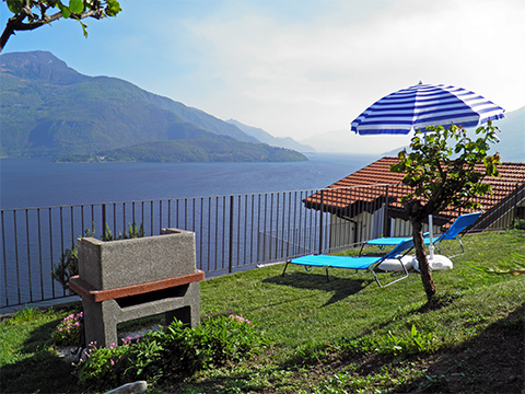 Bilder von Lake Como Apartment Alex_Secondo_Domaso_21_Garten