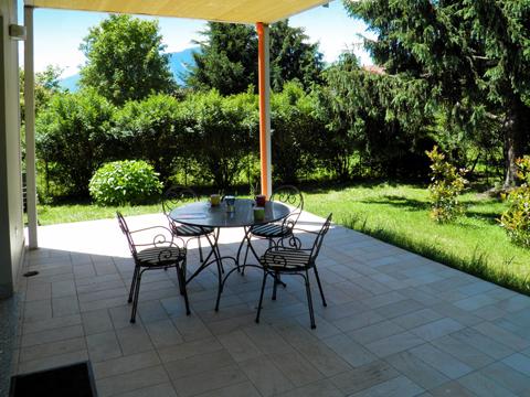Bilder von Comer See Ferienhaus Alle_Torri_Colico_11_Terrasse