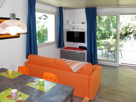 Bilder von Comer See Ferienhaus Alle_Torri_Colico_30_Wohnraum