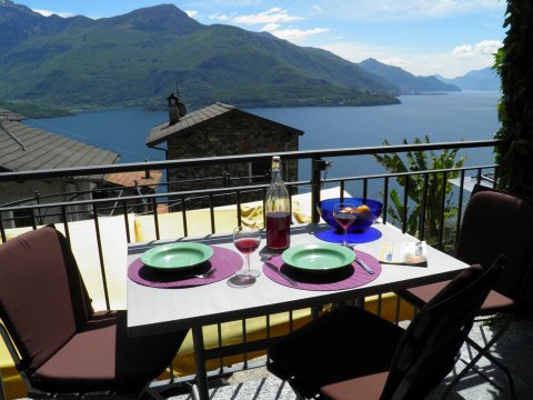 Bilder von Lake Como Apartment Amarone_Gravedona_25_Panorama