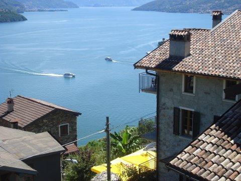 Bilder von Comer See Ferienwohnung Amarone_Gravedona_26_Panorama