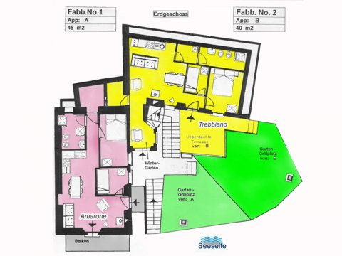 Bilder von Lago di Como Appartamento Amarone_Gravedona_70_Plan