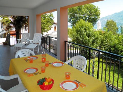 Bilder von Lago di Como Casa vacanza Ambrogio_Cremia_11_Terrasse