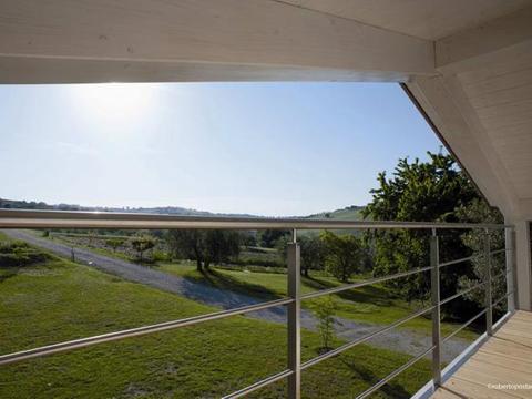Bilder von Mer Adriatique Villa Antonella_Morrovalle_10_Balkon
