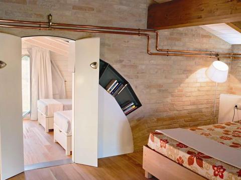Bilder von Mare Adriatico Villa Antonella_Morrovalle_45_Schlafraum