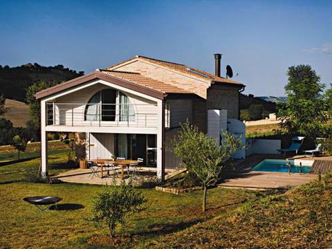 Bilder von Mare Adriatico Villa Antonella_Morrovalle_55_Haus
