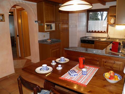 Bilder von Lake Como Villa Arosa_Domaso_35_Kueche