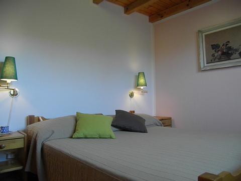 Bilder von Comer See Villa Arosa_Domaso_40_Doppelbett-Schlafzimmer
