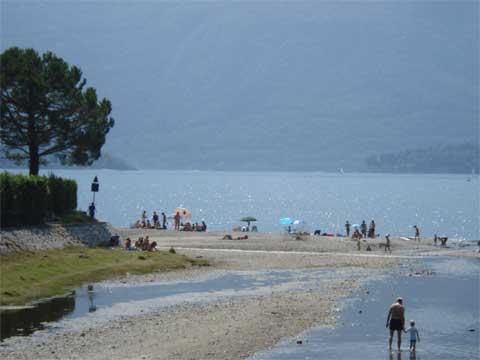 Bilder von Lago di Como Villa Arosa_Domaso_65_Strand