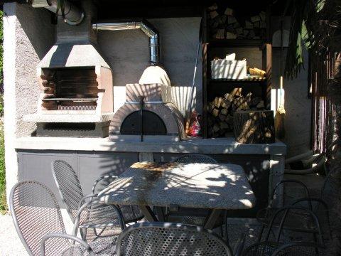 Bilder von Comer See Ferienwohnung Asti_Gravedona_20_Garten