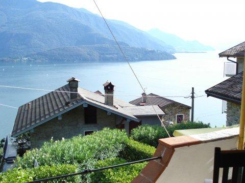 Bilder von Comer See Ferienwohnung Asti_Gravedona_26_Panorama