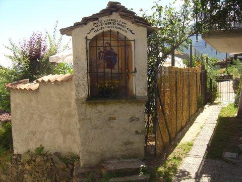 Bilder von Comer See Ferienwohnung Asti_Gravedona_56_Haus