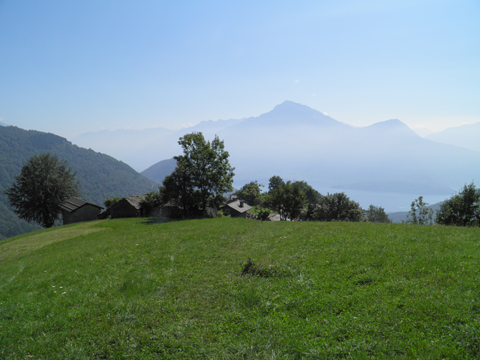 Bilder von Lake Como Holiday home Baita_del_Romy_Gravedona_26_Panorama