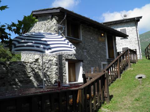 Bilder von Comer See Ferienhaus Baita_del_Romy_Gravedona_56_Haus