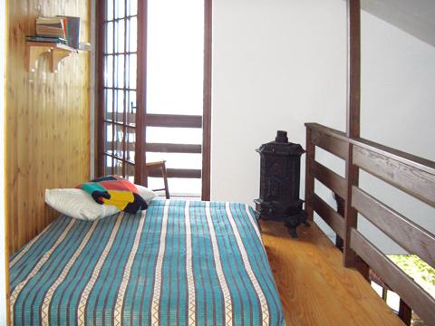 Bilder von Comer See Ferienhaus Balbi_Vercana_41_Doppelbett
