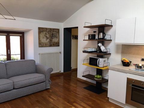 Bilder von Lago di Como Appartamento Barbagialla_Como_35_Kueche