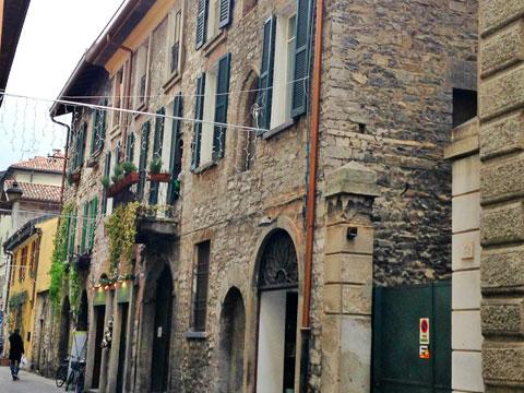 Bilder von Comer See Ferienwohnung Barbagialla_Como_56_Haus