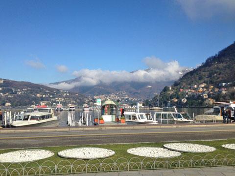 Bilder von Lago di Como Appartamento Barbagialla_Como_65_Strand