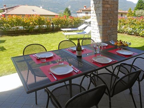 Bilder von Lake Como Apartment Barbarossa_Colico_11_Terrasse