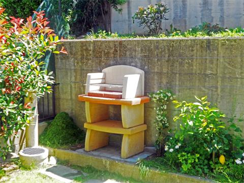Bilder von Lago di Como Appartamento Barbarossa_Colico_21_Garten