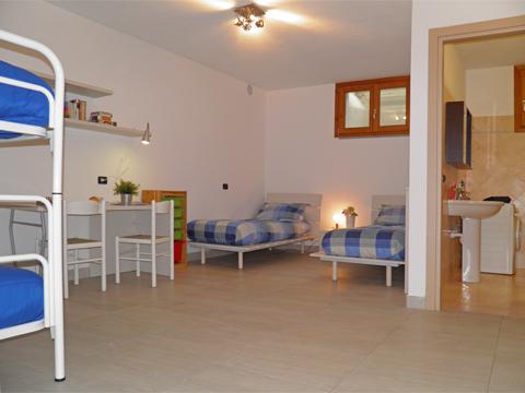 Bilder von Lake Como Apartment Barbarossa_Colico_45_Schlafraum