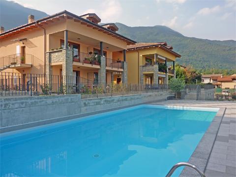 Bilder von Lago di Como Appartamento Barbarossa_Colico_55_Haus