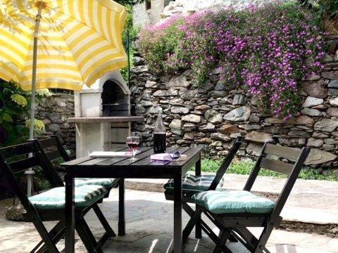 Bilder von Comer See Ferienwohnung Barolo_Gravedona_11_Terrasse