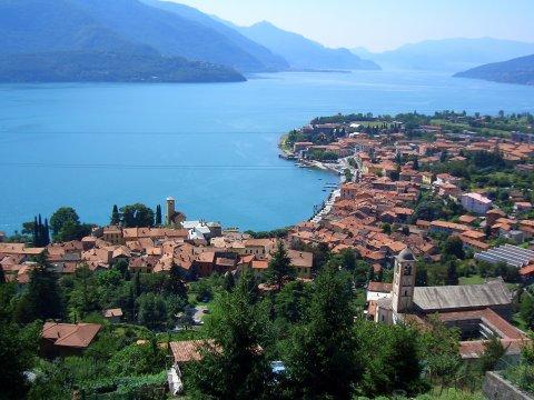 Bilder von Lago di Como Appartamento Barolo_Gravedona_25_Panorama