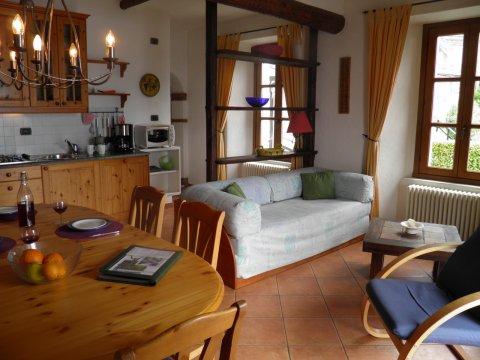 Bilder von Lago di Como Appartamento Barolo_Gravedona_35_Kueche