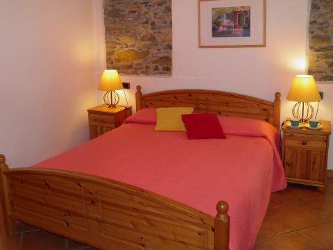 Bilder von Lac de Côme Appartement Barolo_Gravedona_40_Doppelbett-Schlafzimmer