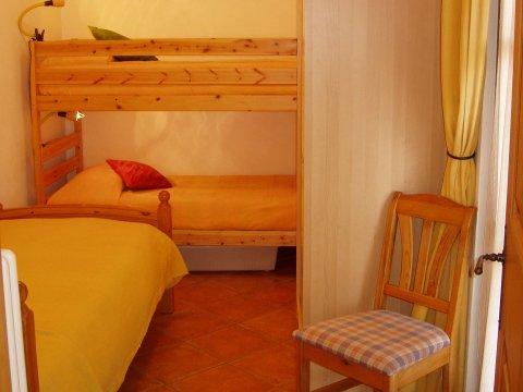 Bilder von Lac de Côme Appartement Barolo_Gravedona_45_Schlafraum