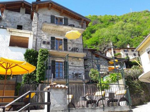 Bilder von Lake Como Apartment Barolo_Gravedona_55_Haus