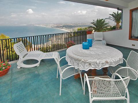 Bilder von Sicile North Coast Villa Bella_Vista_30__10_Balkon