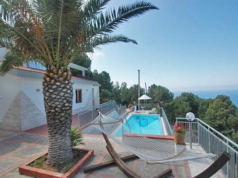 Bilder von Sicile North Coast Villa Bella_Vista_30__20_Garten