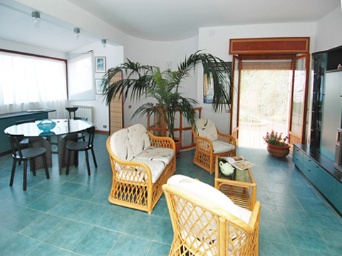 Bilder von Sicile North Coast Villa Bella_Vista_30__30_Wohnraum