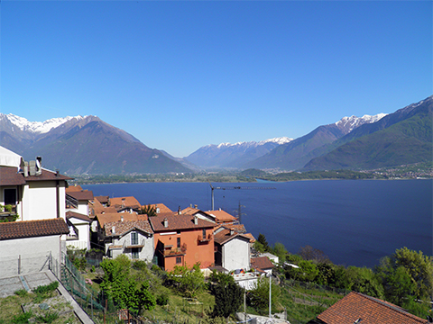 Bilder von Lac de Côme Appartement Bella_Vista_Secondo_Vercana_26_Panorama