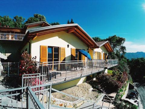 Bilder von Lago Maggiore Ferienhaus Bellissime_Quarto_823_Bassano-Tronzano_55_Haus