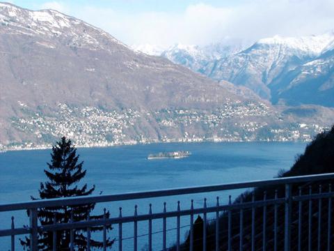 Bilder von Lago Maggiore Ferienhaus Bellissime_Secondo_821_Bassano-Tronzano_25_Panorama