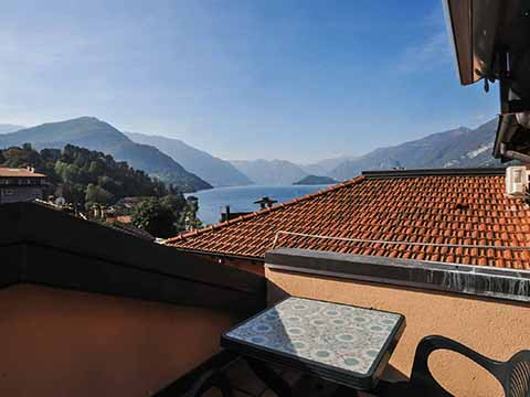 Bilder von Lac de Côme Appartement Bianca_Bellagio_10_Balkon