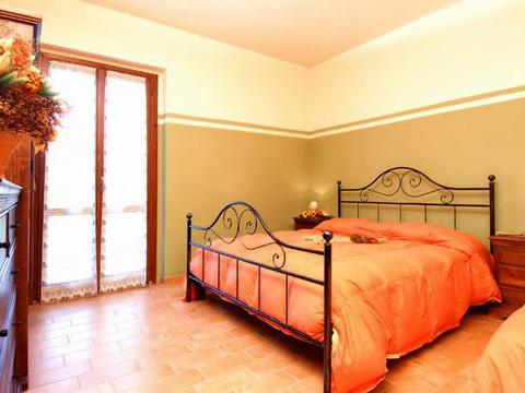 Bilder von Mer Adriatique Maison de vacances Bilo_Apecchio_40_Doppelbett-Schlafzimmer