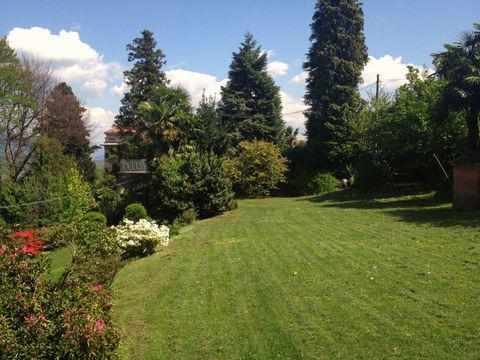 Bilder von Lago Maggiore Ferienwohnung Binda_496_Stresa_20_Garten