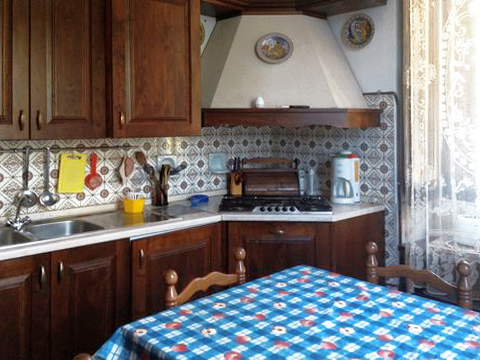 Bilder von Lago Maggiore Appartamento Binda_496_Stresa_35_Kueche