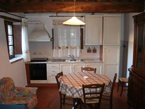 Bilder von Chianti Appartamento Borgo_1_Castelnuovo_Berardenga_30_Wohnraum