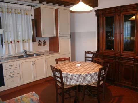 Bilder von Chianti Appartamento Borgo_1_Castelnuovo_Berardenga_35_Kueche