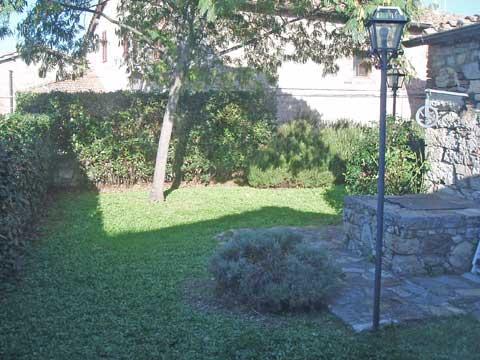 Bilder von Chianti Ferienwohnung Borgo_2_Castelnuovo_Berardenga_20_Garten