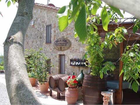 Bilder von Chianti Ferienwohnung Borgo_2_Castelnuovo_Berardenga_55_Haus