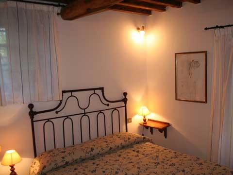 Bilder von Chianti Appartamento Borgo_3_Castelnuovo_Berardenga_40_Doppelbett-Schlafzimmer