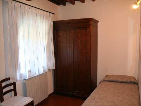 Bilder von Chianti Ferienwohnung Borgo_3_Castelnuovo_Berardenga_45_Schlafraum